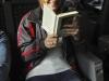 Zeitvertreib mit Lesen ...